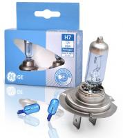 General Electric H7 12V- 55W (PX26d) SportLight+W5W +50%