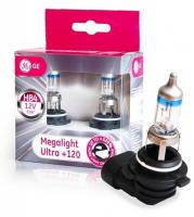 General Electric HB4 12V- 51W (P22d) Megalight Ultra +120%