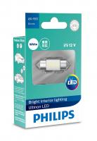 Philips Ultinon LED (C5W, SV8,5-30/11, 11860ULWX1) 6000K
