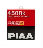 PIAA SUPER LONG LIFE (H4) HV-101 (4500K) 60/55W
