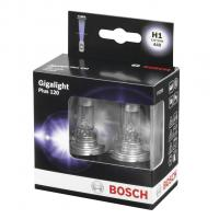 BOSCH H1 12V- 55W (P14,5s) GIGALIGHT PLUS +120% (к.уп.2шт.)
