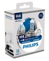 PHILIPS WHITE VISION (H4, 12342WHVSM)