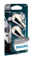 PHILIPS SILVER VISION (PY21W, 12496SVB2)