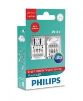 Philips LED Vision (W21/5W, 12835REDX2)