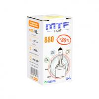 MTF Light H27 880 12V 27W Standard +30% 2900K