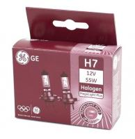 General Electric H7 12V- 55W (PX26d) Megalight Plus +60%