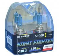 Avantech NIGHT FIGHTER H9 12V 65W (120W) 5000K