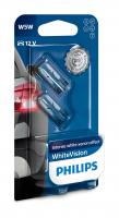 PHILIPS WHITE VISION (W5W, 12961NBVB2)