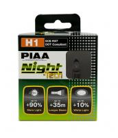 PIAA NIGHT TECH (TYPE H1) HE-822 (3600K) 55W