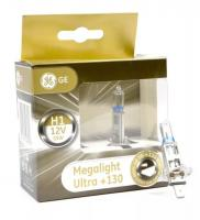 General Electric H1 12V- 55W (P14,5s) Megalight Ultra +130%