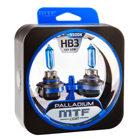 MTF Light HB3 9005 12V 65W Palladium 5500K