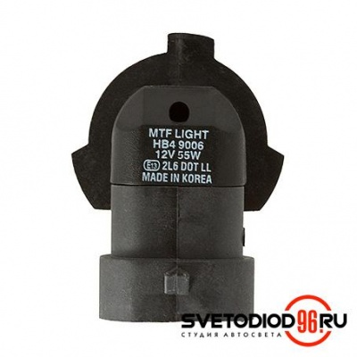 Купить MTF Light HB4 9006 12V 55W Vanadium 5000К | Svetodiod96.ru